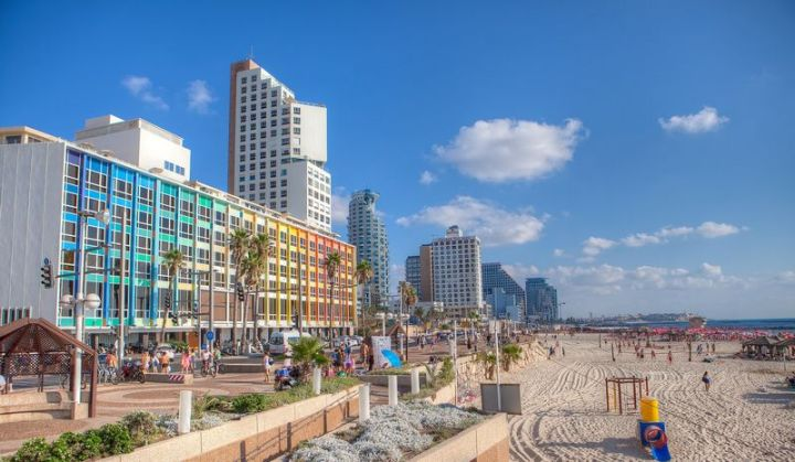 Best Holiday Destinations 2019: Tel Aviv, Israel