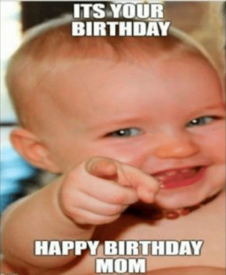 Happy Birthday Mom Memes : happy, birthday, memes,