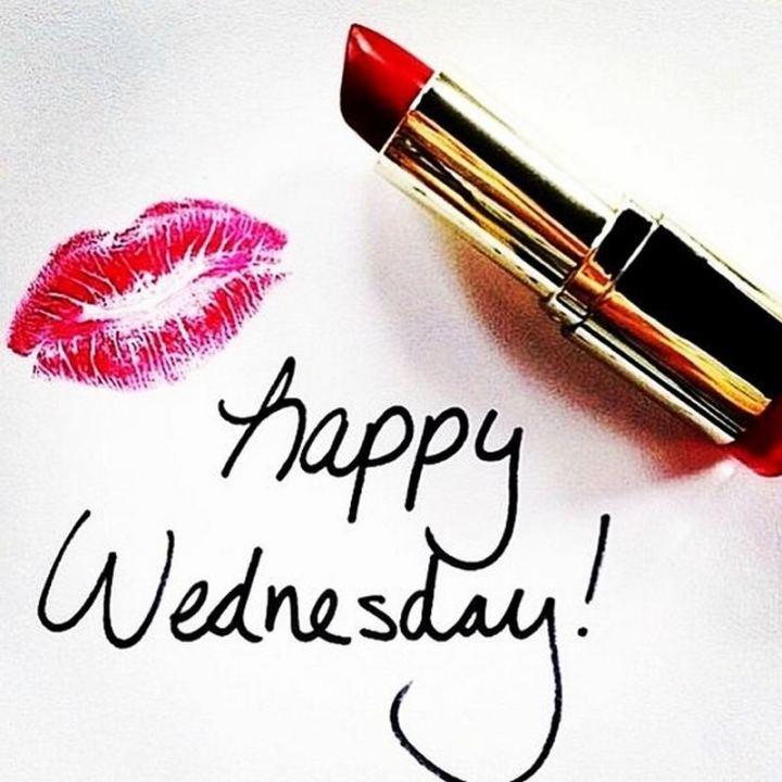 "65 Happy Wednesday Quotes - ""Happy Wednesday!"" - Unknown"