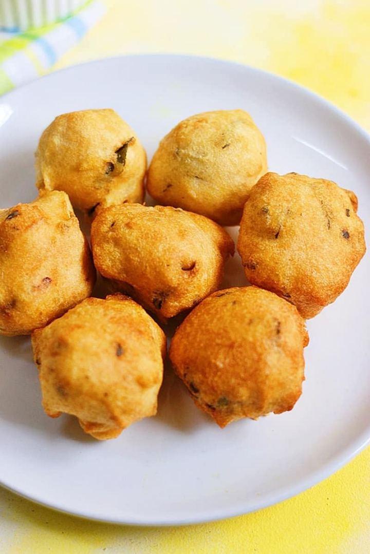 35 Indian Appetizer Recipes - Mysore Banda.