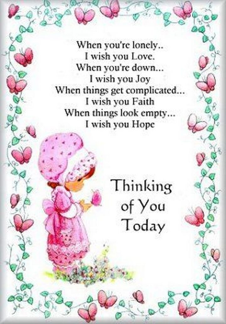Just Thinking Of You Memes : thinking, memes, Funny,