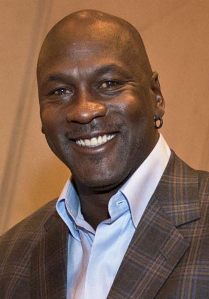 19 Richest NBA Players of All-Time - Michael Jordan