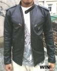 jaket kulit, jacket kulit, leather jacket, jaket kulit motor, jaket kuli, S,M,L 650 XL 750, warna selain hitam tambah 50rb