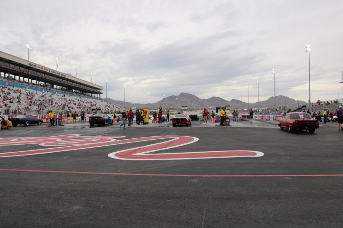 Las Vegas four wide Grudge 10