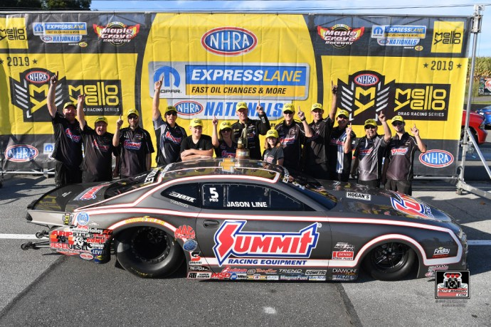 35th annual Mopar Express Lane NHRA Nationals presented by Pennzoil