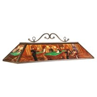 Budweiser pool table lights On WinLights.com | Deluxe ...
