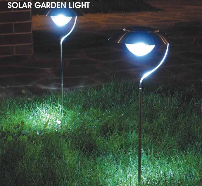 Cheap Led Garden Lights