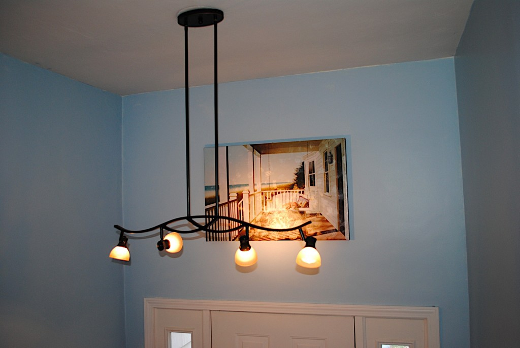 hanging lighting fixtures for kitchen cabinet pulls and knobs track on winlights.com | deluxe interior ...