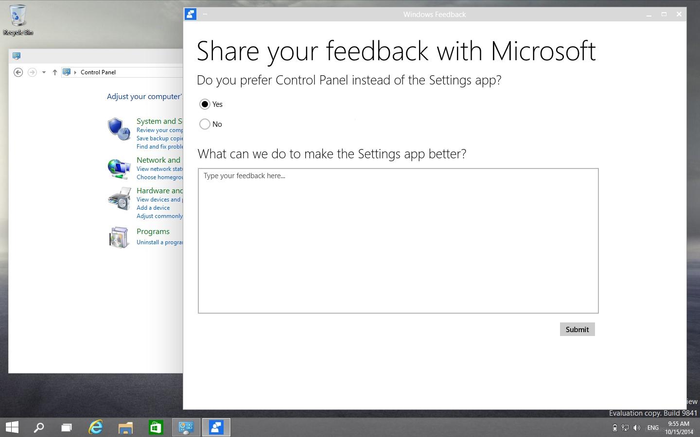 Windows operatsion tizimining standart dasturlari bilan ishlash