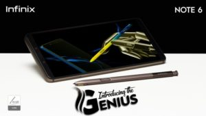 Infinix Note 6 (Six) And Note 6 Pro Full Specs and Price
