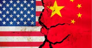 Though nothing lasts forever, seems the economical/technological war between the US and China has no end.  At a regular press conference
