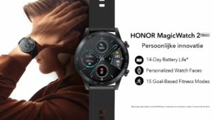 The Honor MagicWatch 2 launched in China a couple weeks back is now officially on sale in the UK. The new smartwatch will be available in Charcoal Black