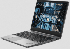 The new Lenovo Thinkpad E595 is optimized for on-the-go professionals. It is designed with powerful AMD processor and enhanced security