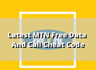 latest mtn cheat, will talk about in the broad categories, lates MTN cheat 2020 for data and MTN cheat code for free calls