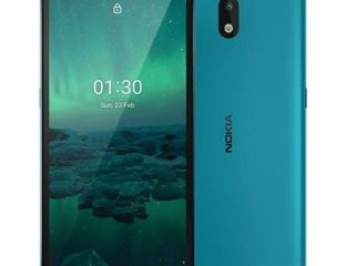 Nokia 1.3 Key Specs & Features 5.71 inches IPS LCD Display, 720 x 1520 pixels, 19:9 ratio (~295 ppi) Android 10.0 (Go edition), Android One Quad-core Qualcomm QM215 (28 nm) 1 GB RAM