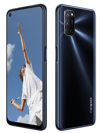 OPPO A52 has been launched, a mid range smartphone that features a 6.5-inch FHD+ LCD screen with 90.5% screen-to-body ratio