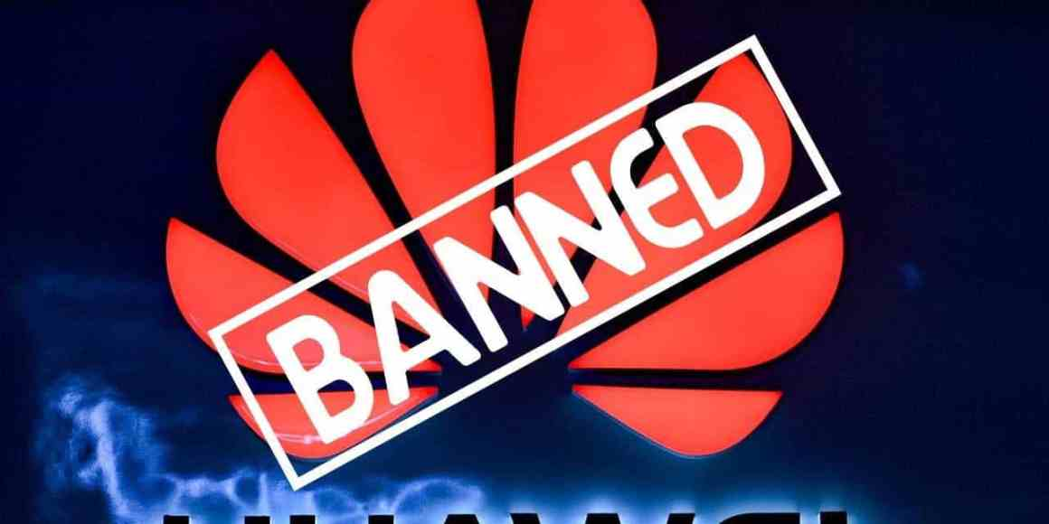 THE UK FINALLY BOWS TO U.S. PRESSURE – BANS HUAWEI FROM ITS 5G CONSTRUCTION