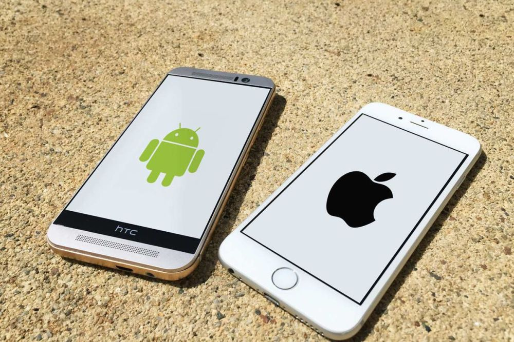 Apple or Android, this has been one of the toughest question been asked. But I will list the thing's Android can do but iPhone can't