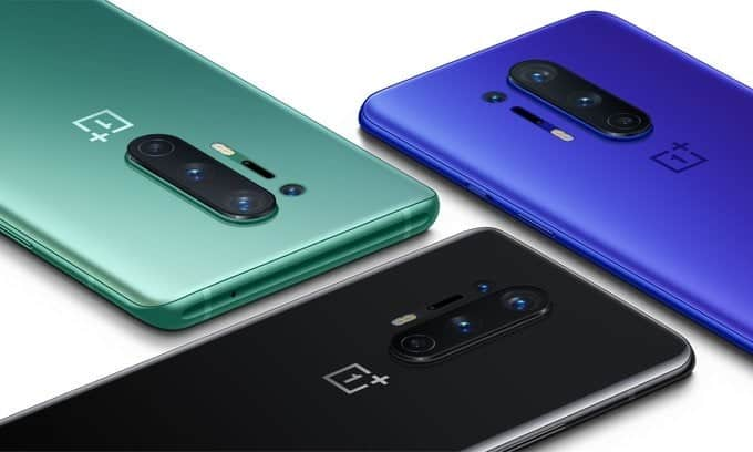 ONEPLUS 8, 8 PRO GETS UPDATED SECURITY PATCH, AUGUST 2020