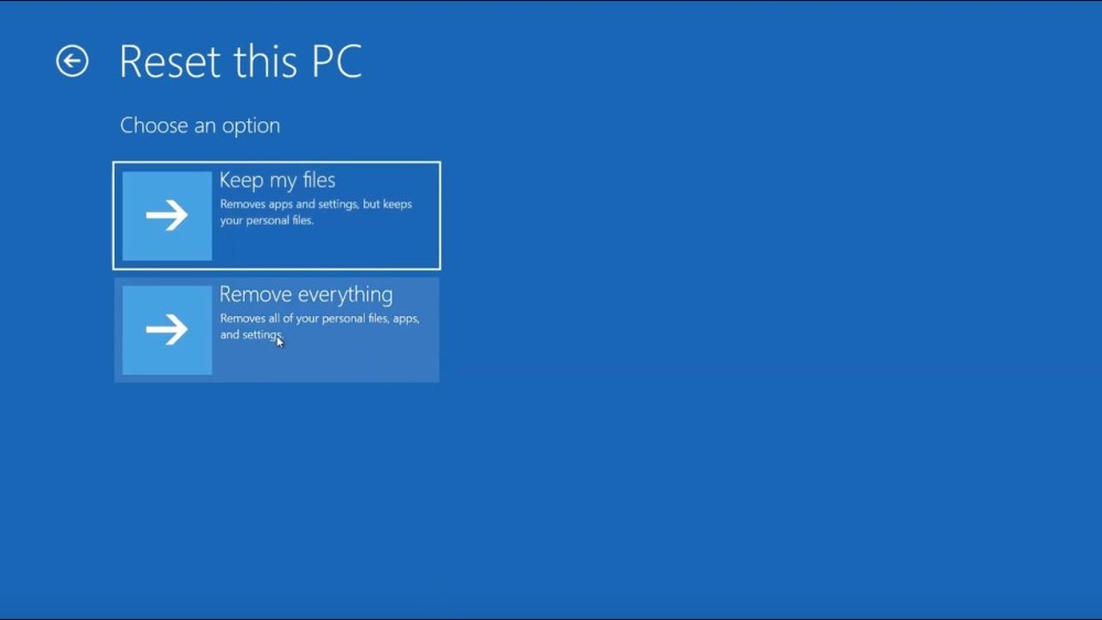 How To Factory Reset A P.C.  If you're having problems with your PC, you can:  Refresh your PC to reinstall Windows and keep your personal files and settings