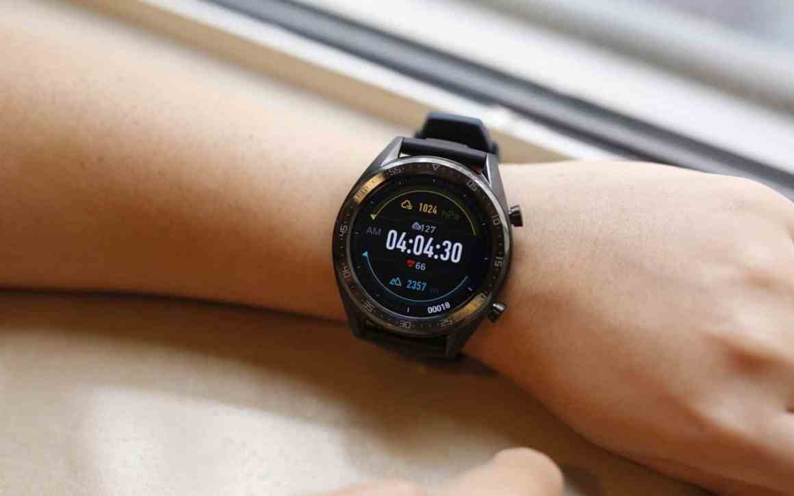 HUAWEI  TO LAUNCH THE NEW WATCH GT 2 PRO SMARTWATCH