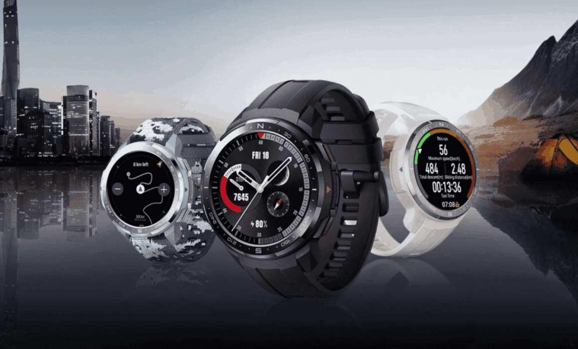 PRE-BOOKING FOR HONOR WATCH GS PRO AND HONOR WATCH ES BEGINS IN CHINA