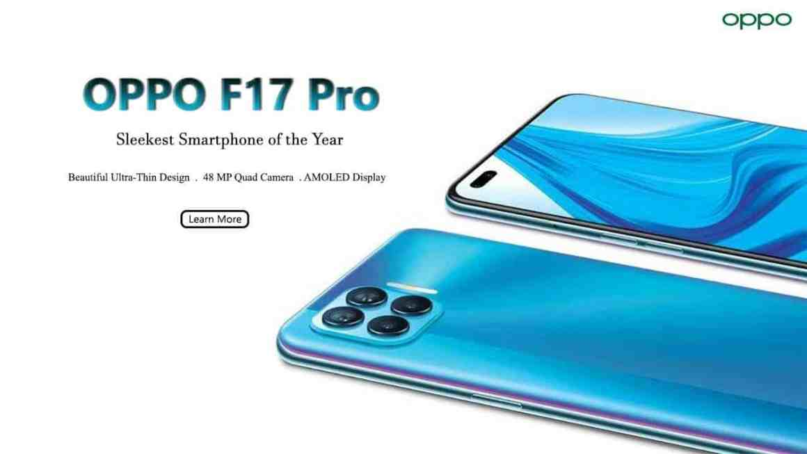 OPPO F17 SERIES NOW OFFICIAL IN INDIA, PRO VARIANT GO ON SALE SOON!