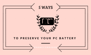 5 Things You Should Do To Save Your Computer