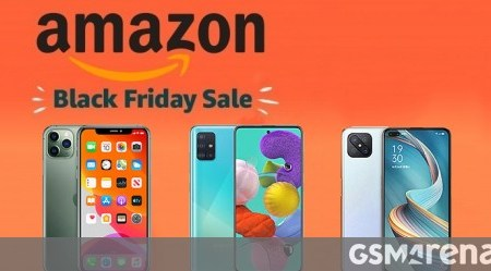 Amazon Black Friday deals let you save on Apple, Samsung, Oppo and others