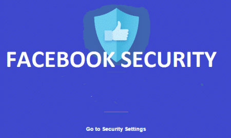 Facebook Security -How to secure your Facebook Account