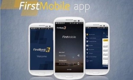 First Mobile App download