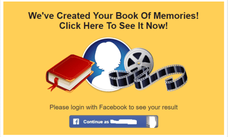 How To Create And Share Your Book of Memories on Facebook