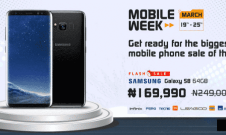jumia mobile week 2018 flash sales