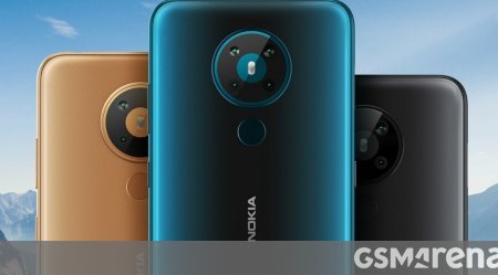 Nokia 5.4 to come with a punch hole display, memory and color options detailed