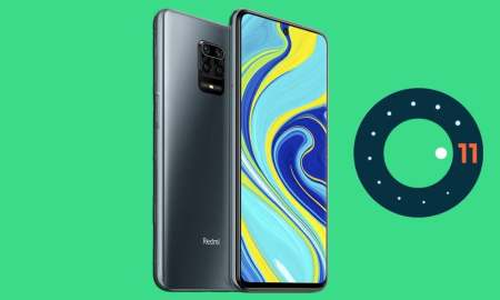 Redmi Note 9 Pro receives MIUI 12 update based on Android 11
