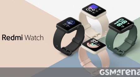"""Redmi Watch announced with 1.4"""" display, enticing pricetag"""