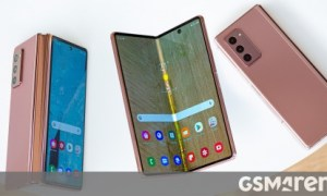 Samsung resumes rollout of One UI 3.0 beta for Galaxy Z Fold2
