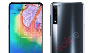 TCL 20 5G specs and images appear online - to launch next year