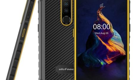 Ulefone Armor X8: the cheapest Android 10 Rugged Smartphone is out