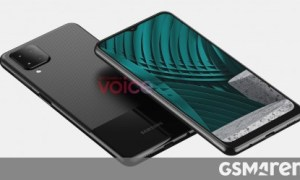 Video offers 360° view of the Samsung Galaxy M12
