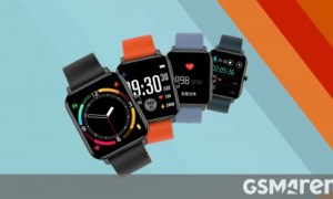 ZTE Watch Live announced with IP68 rating and up to 21 day battery life