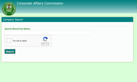 How to register my business name with CAC