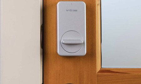 Control your door from anywhere with the Wyze smart lock down to $90