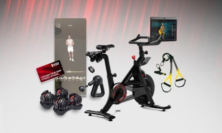 Donate to charity for your chance to win $5,000-worth of home fitness gear