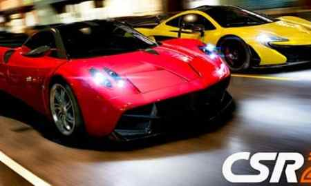 Download CSR Racing 2 APK MOD for Android