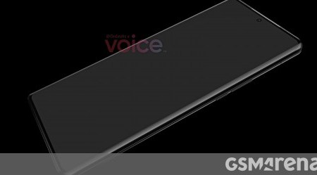 First Huawei P50 Pro model hints at smaller screen, single punch hole camera