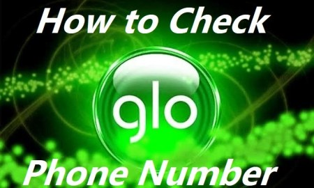 how to check glo number