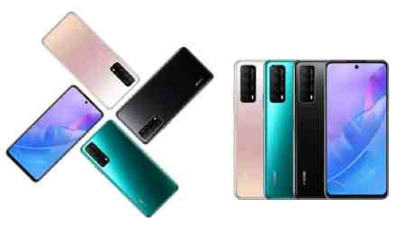 Huawei Enjoy 20 SE is launched with 5G support and a 5000 mAh battery