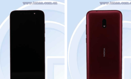Nokia TA-1335 weighing 122g with Android 10 appears on TENAA -