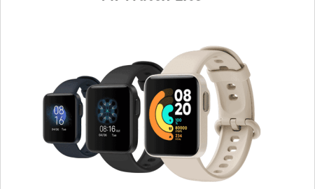 Xiaomi Mi Watch Lite goes official with 9 days of autonomy